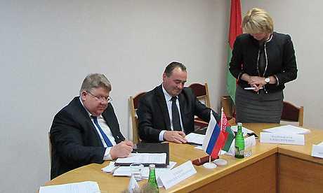 Брянск и Белоруссия сократили товарооборот на 5,8 процента