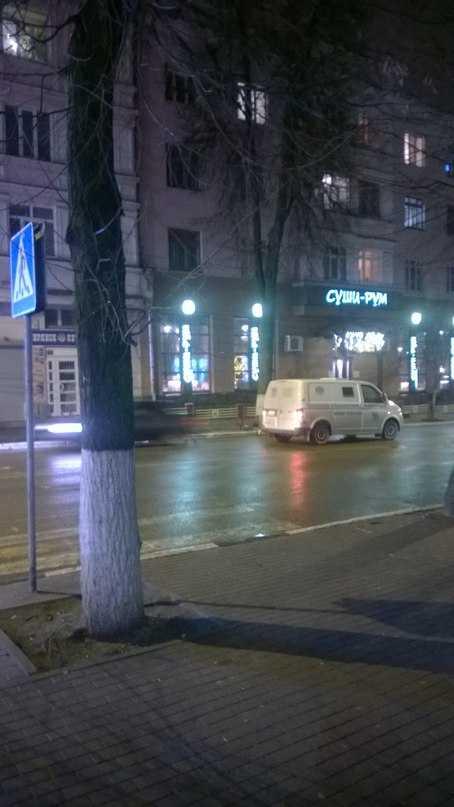 В Брянске машина инкассаторов сбила на «зебре» пенсионерку