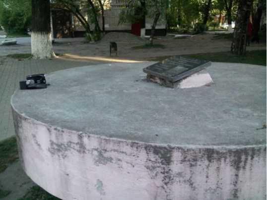 Загадочно исчезнувший памятник Брянской дивизии восстановят к 9 Мая