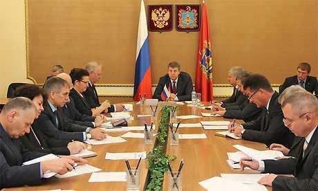 Александр Богомаз предостерег «Брянсккоммунэнерго» от долговой кабалы