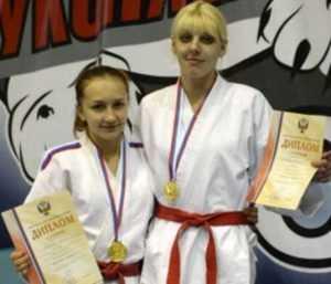 Брянские девушки выиграли чемпионат России по рукопашному бою