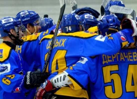 Хоккейный «Брянск» разделался с «Белгородом», забросив 7 шайб