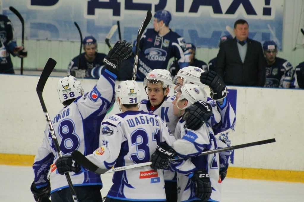 Хоккейный «Белгород» отомстил «Брянску» разгромом