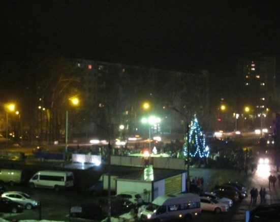 В новогоднюю на улицах Брянска перекроют движение