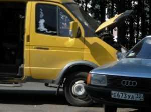 Брянские маршруточники потребовали 25 рублей, сумским хватает и 6