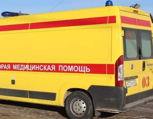 Брянский водитель протаранил «Ровер» белоруса