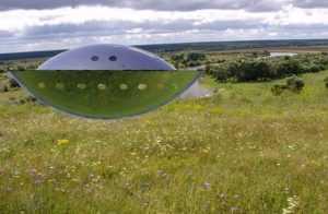 Инопланетяне атаковали брянский Трубчевск