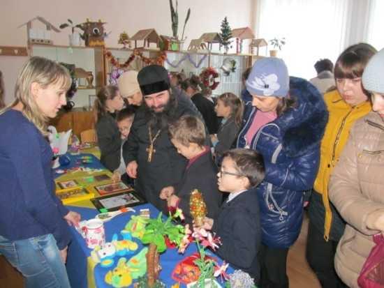 Брянская Рождественская ярмарка поможет украинским детям