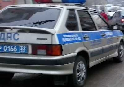 В Брянске 31 декабря водителей проверят неподкупные сотрудники ГИБДД
