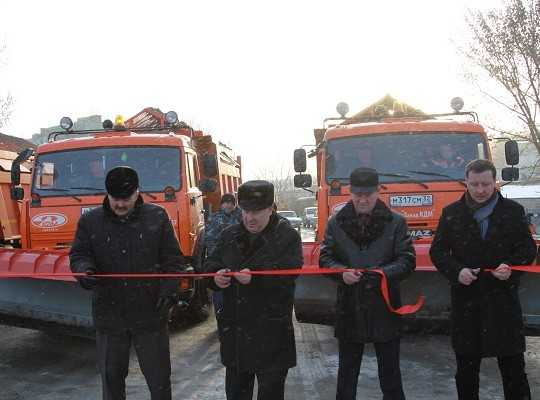 В Брянске открыли Малыгинский мост