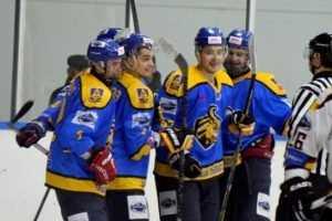 Хоккейный «Брянск» снова разгромил подмосковный «Кристалл»