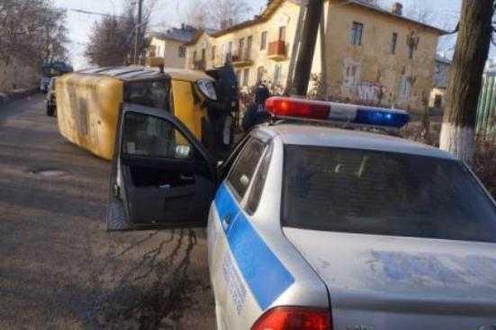 Водителя разбившейся в Брянске маршрутки штрафовали несколько раз