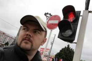 В Брянске пять неработающих светофоров заменили регулировщиками
