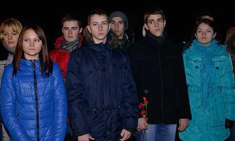 Брянская молодежь поехала в Крым