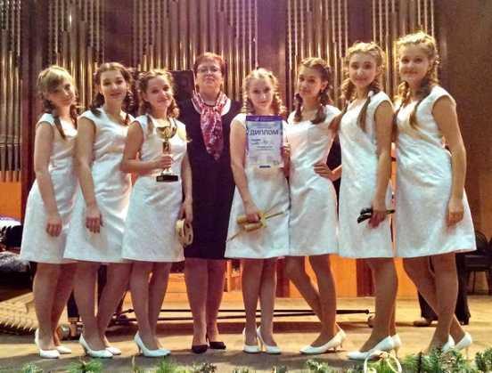 Брянский ансамбль «Радуга» победил на фестивале в Сочи