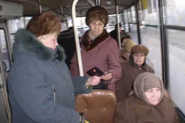 Брянцам вернут переплату за социальные проездные билеты