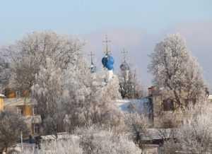 На Рождество в Брянске будет 17 градусов мороза