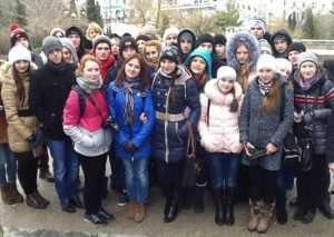 Юные брянцы посетили «Героический Крым»