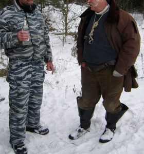 Брянцев задержали за охоту в чернобыльских районах Белоруссии