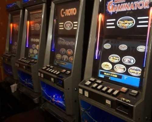 Брянская полиция изъяла в магазине игровой автомат