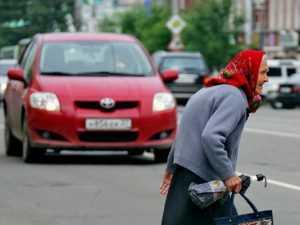 Брянская ГАИ попросила пешеходов не лезть под колеса, начитавшись газет
