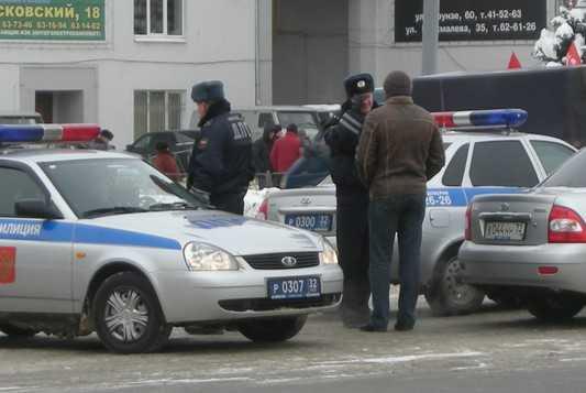 В Брянске десять дней будет проходить операция «Пешеход»