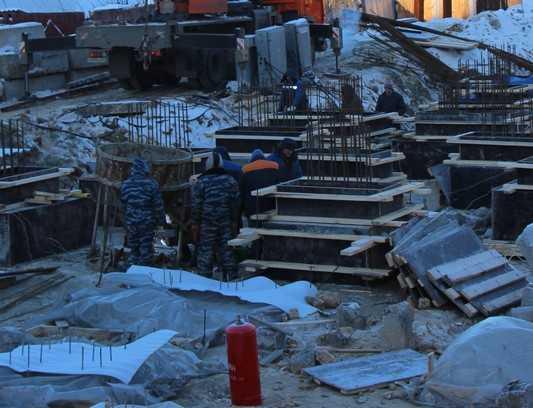 Брянцы потребовали прекратить строительство пятиэтажки на Бежицкой