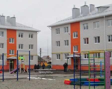 В Брянске за год из лачуг переселят 93 семьи