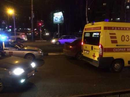 В Брянске водитель проломил голову женщине и покалечил девушку