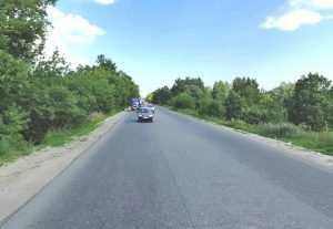 Дорогу из Володарского в Бежицкий район Брянска признали самой опасной