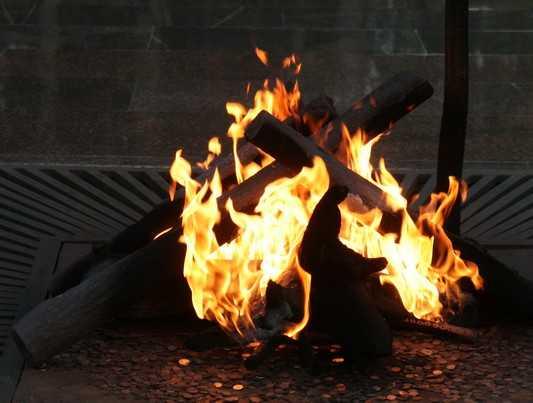 На брянских памятниках огонь станет Вечным
