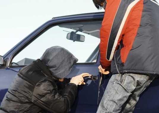Брянская полиция поймала подростков-угонщиков