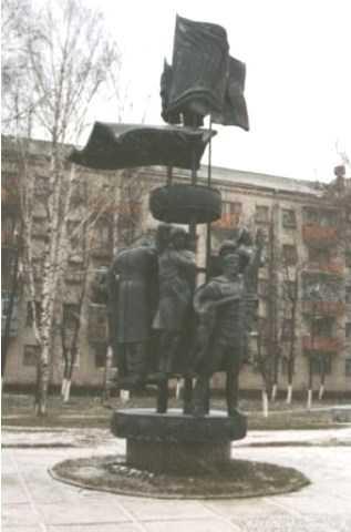 Мэр Брянска поручил властям восстановить памятник пролетарской дивизии
