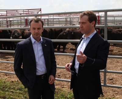Председатель правительства Дмитрий Медведев посетит Брянск
