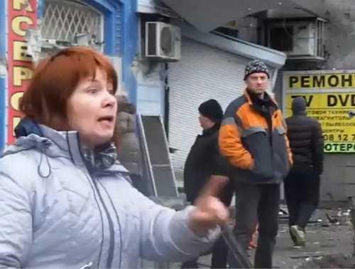 «Будь проклят Порошенко!.. Будь проклята Украина!»