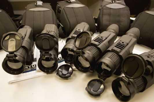Украинского проводника задержали в Брянске за провоз тепловизоров