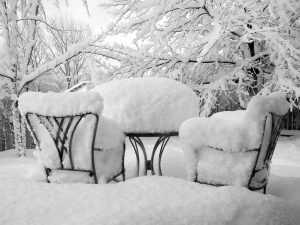 В Брянске ожидается снег и небольшой мороз
