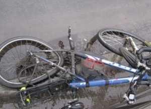 В Унече водитель покалечил велосипедиста и скрылся