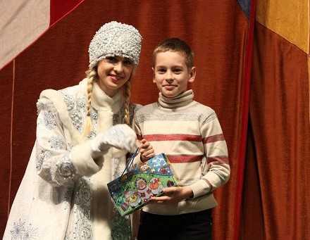 Для школьников из Луганска начались веселые брянские каникулы