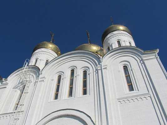 Накануне Рождества Митрополит совершит литургию в брянском соборе
