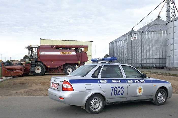 Брянец, с белорусской милицией подставивший земляков, получил 7 лет