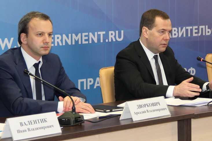 Дмитрий Медведев заявил в Брянской области, что Россия себя прокормит