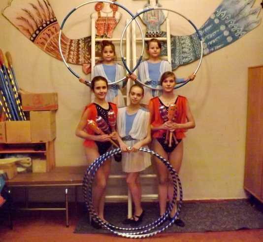 Брянские циркачи победили на всероссийском фестивале в Воронеже