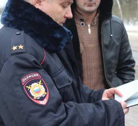 В Брянске задержан бродяга с патронами и украденными кроссовками