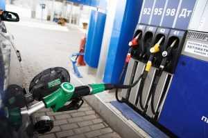 Российский бензин из-за обвала рубля стал самым дешевым в Европе
