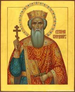Брянцев просят помочь в строительстве храма во имя князя Владимира