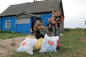 Помощники брянских семей ищут помещение для сбора вещей