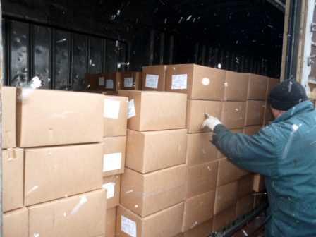 Брянские инспекторы вернули Батьке 30 тысяч яиц