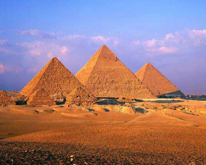 Брянский ключ от египетских пирамид