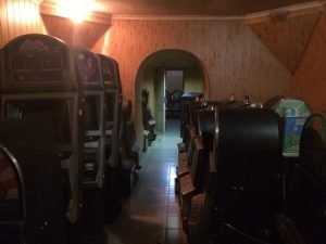 Брянская полиция закрыла в Клинцах игровой салон с 82 автоматами